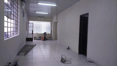 espaço comercial totalmente reformado. ref 79851