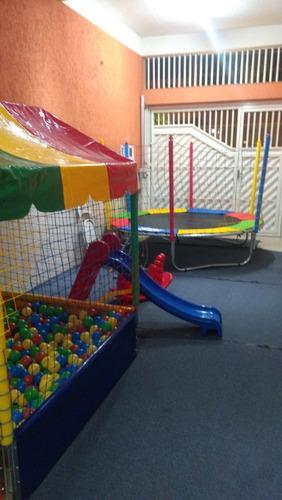 espaço para festas e eventos no sacomã