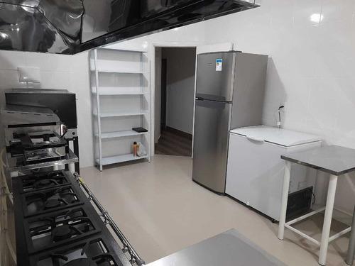 espaço / restaurante / cozinha para delivery
