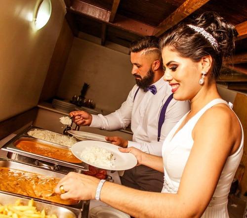 espaço val fest buffet, locação salão festas e buffet