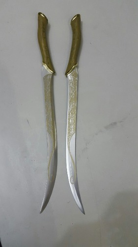 espada adaga legolas elfo senhor dos anéis lamina desenhada