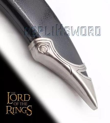 espada adaga o senhor dos anéis dagger aragorn dagger