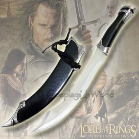 Espada Adaga O Senhor Dos Anéis Dagger Aragorn Dagger -c/nfe