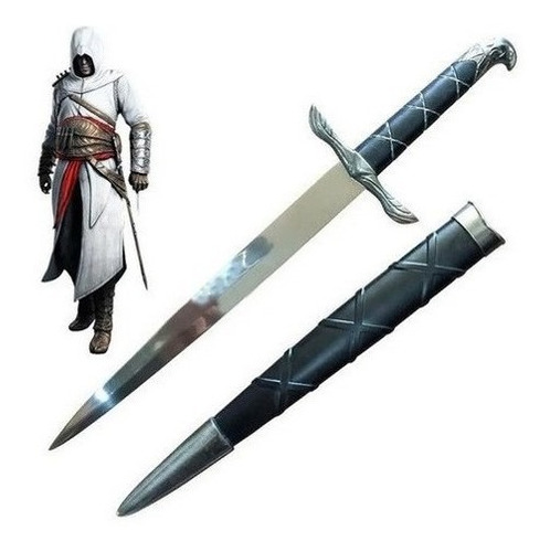 espada altair adaga assassin's creed altair game 40cm