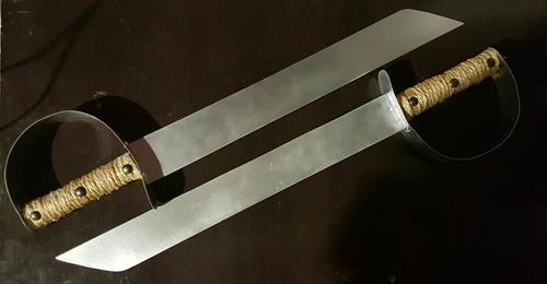 espada artesanal