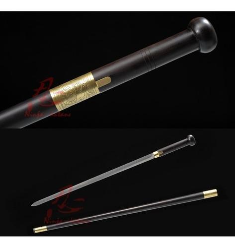 espada bengala chinesa tradicional jian tai chi wushu