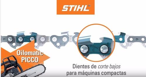 espada + cadena motosierra stihl ms170 180 original 35 cm