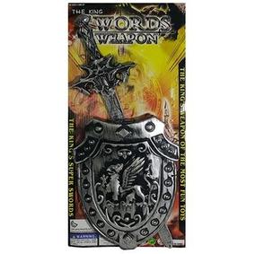 Espada En Precio Blister 49x23 Cm El Mejor Cescudo Medieval knOP08w