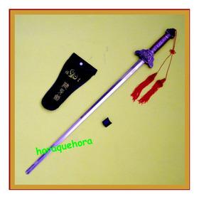 Espada China Chien (jian) Modelo Retractil Pesado