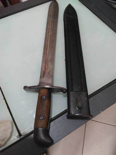 espada de colecao mosquete