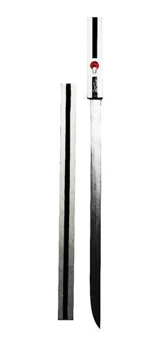 espada de sasuke uchiha y funda