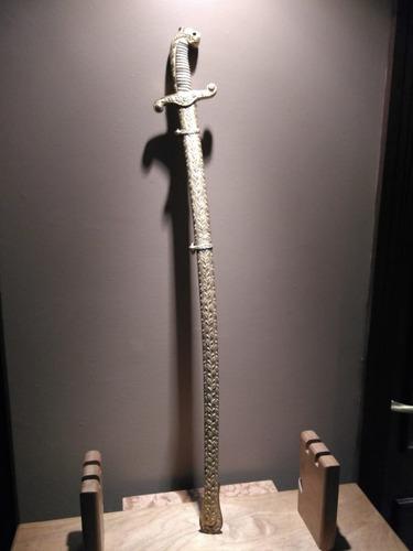 espada do império brasileiro - general