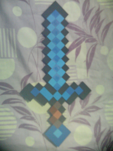 espada do minecraft
