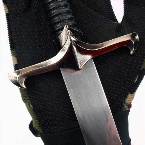 espada game of thrones jon snow punhal aço inox coleção