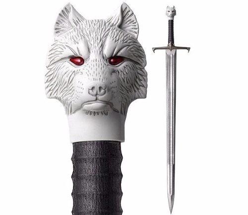espada game of thrones jon snow tamanho real promoção
