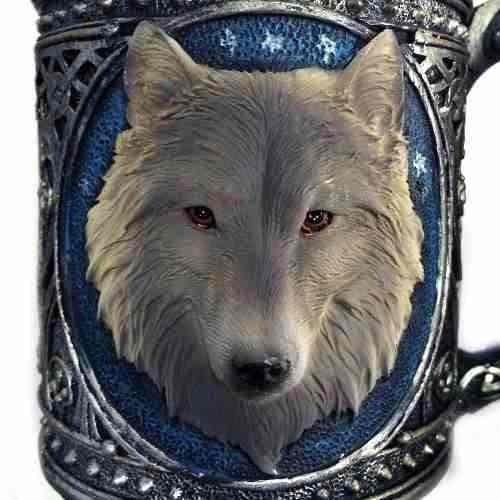 espada garra longa game of thrones jon snow + caneca brinde