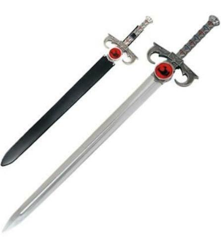 espada justiceira sword of omens thundercats colecionador