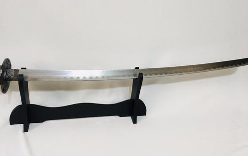 espada katana filme o ultimo samurai tamanho real + suporte