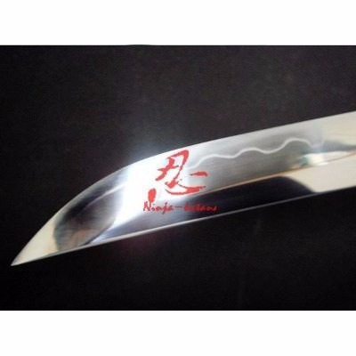 espada katana samurai ninja aço t10 dobrado afiada