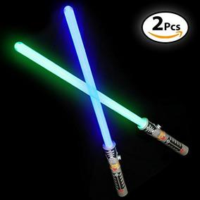 Sable Para Espada Niños2 Luz PackToy Do Láser De 0mNvw8n