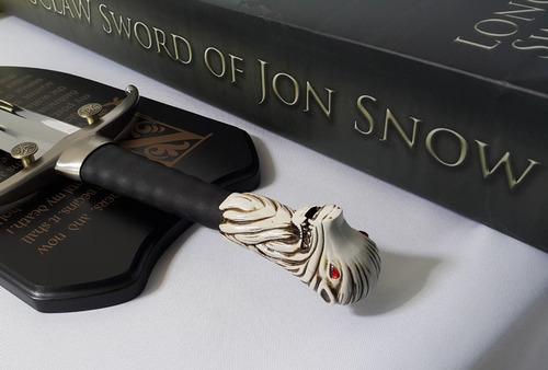espada longclaw jon snow original hbo valyrian got disponibl