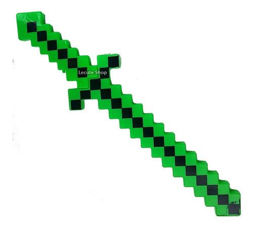 espada luminosa luz led multicolor pixel pixeles sonido game