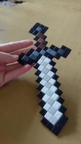 Espada De Diamante Minecraft Para Torta En Mercado Libre Argentina