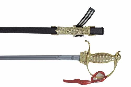 espada para fantasia de pirata jack acessorios de carnaval