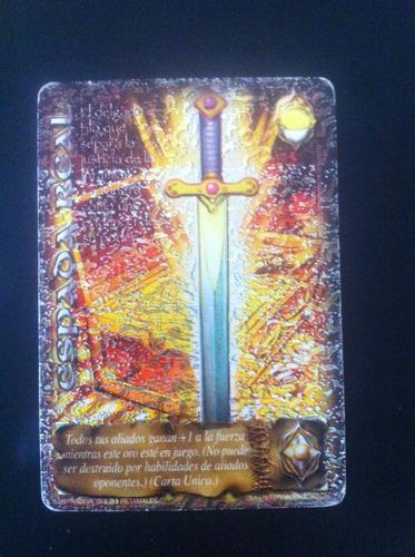 espada real mitos y leyendas