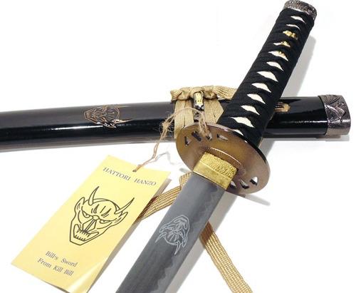 espada samurai hattori hanzo kill bill 80 mod 1011 demonio