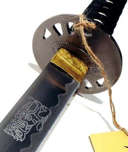 espada samurai kill bill 100 mod 1011 + suporte ma7323