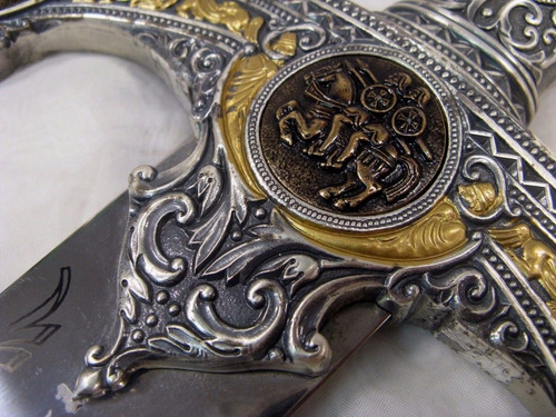 espada templaria medieval marto españa