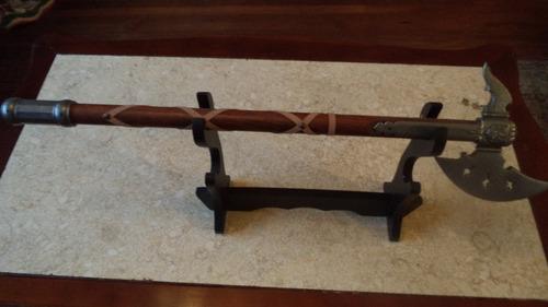 espadas, catanas , lanzas medievales coleccion