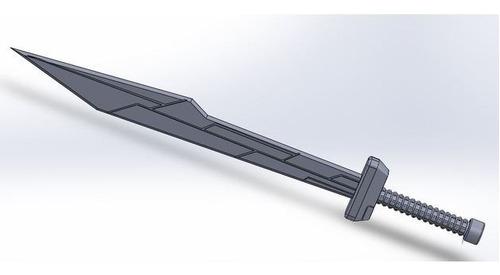 espadas thor ragnarok swords tamaño real 1 mts