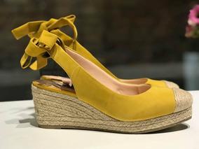 9d154a9cc6 Espadrille Lia Line - Sapatos no Mercado Livre Brasil