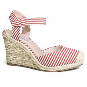 60088261dd Sandalia Lia Line De Corda - Sapatos no Mercado Livre Brasil