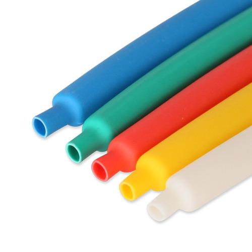 espaguete termo retratil 1,5mm verde (200m)