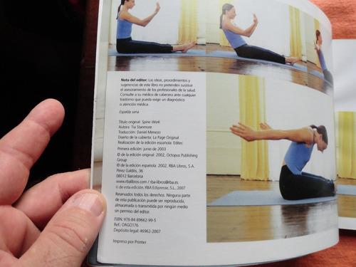 espalda sana - ejercicios para cuello - hombros - espalda
