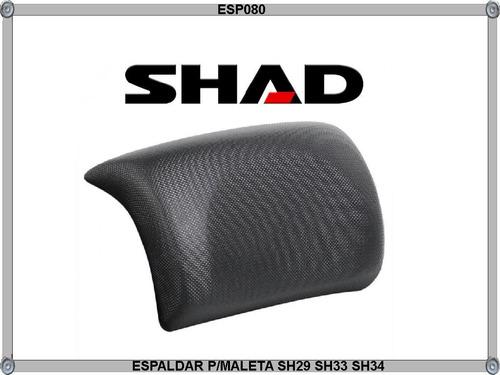 espaldar  o respaldo shad p/maleta sh29 sh33 sh34