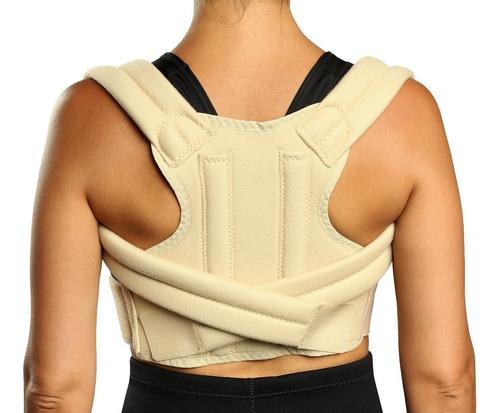 espaldera universal corrector postural espaldar unisex dema