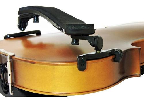 espaleira violino 4/4 3/4 anatômica profissional curvada