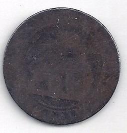 españa - 10 céntimos - año 1870