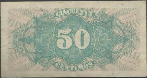 españa 50 centimos 1937 p93