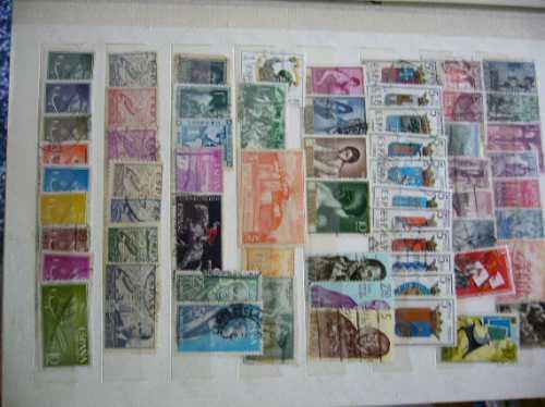 españa  685 sellos