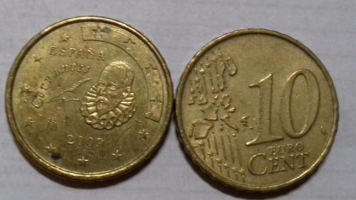españa moneda euro