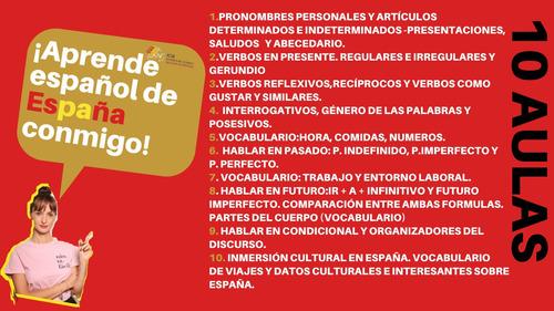 español de españa básico.