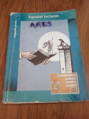 español lecturas  segundo grado  sep 2012