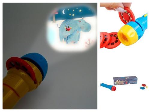 espantacuco linterna proyector - espantacuco pasaimagenes