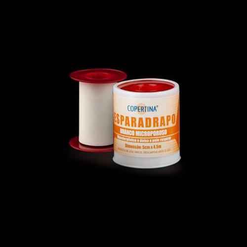 esparadrapo hipoalergênico microporoso cx 96 tam. 5cmx4,5m