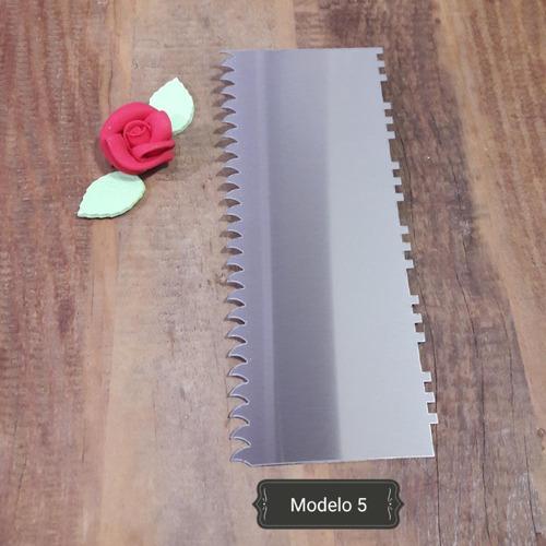espátula decorativa - modelo 05